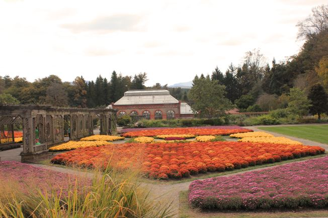 Walled Garden at Biltmore