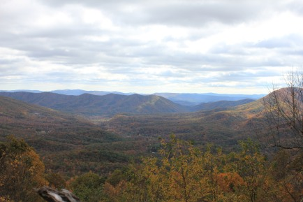 View from Big Walker Mountain
