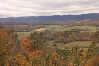Wytheville scenic overview