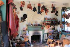 Shoemaker's shop