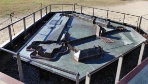 Model of Fort James