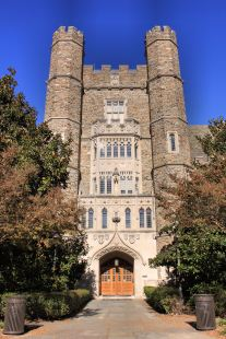 Duke Health building