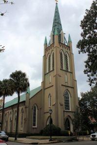 St. John's Church, built 1851