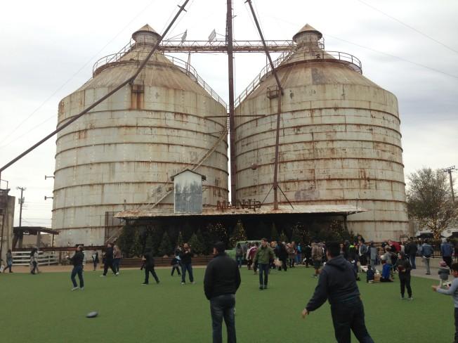 old-silos