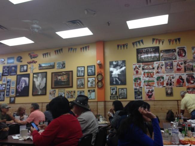 Papa Joe's restaurant