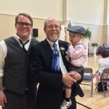 John Anderson, Dan Anderson and Landon Mata