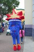 Fiesta Flambeau mascot