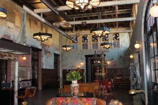 Lobby of the Hotel Emma