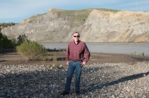 Phil by Yellowstone River