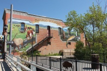 Mural by Clear Creek