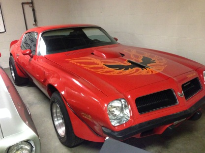 1974 Pontiac Trans Am Firebird