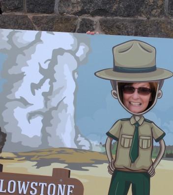 Park Ranger Jan