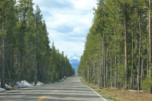 Highway to the Tetons