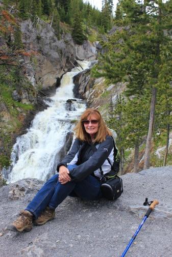 Jan at Mystic Falls