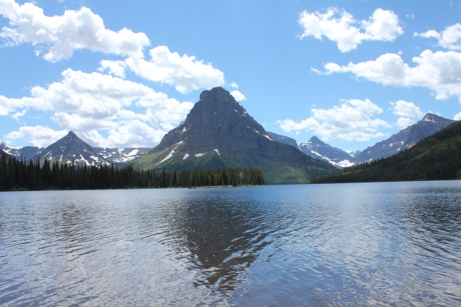 Upper Two Medicine Lake