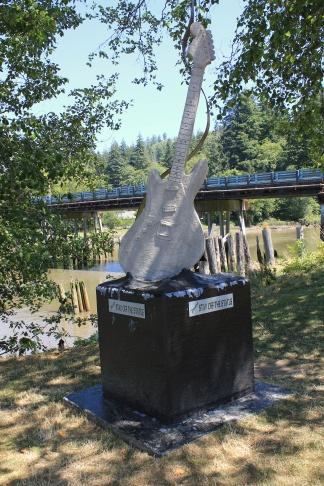 Kurt Cobain memorial