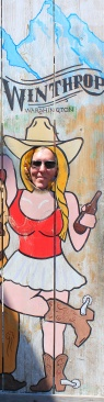 Saloon girl Phil