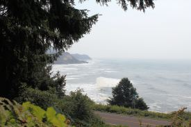 View from Ocean Coast Trail