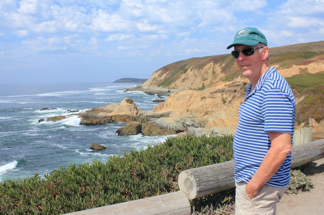 Phil at Bodega Head overlook