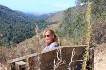 Jan at Valley View Overlook