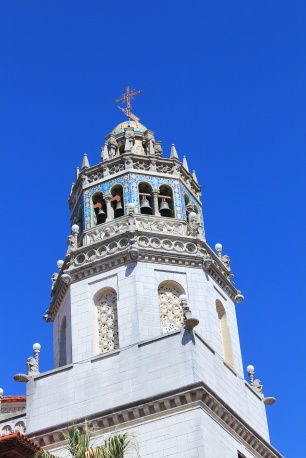 Bell tower above Casa Grande