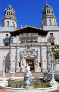 Entrance to Casa Grande