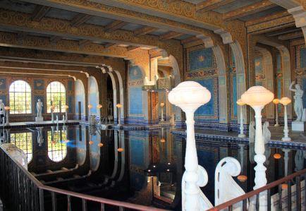 Roman Bath indoor pool