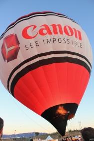 Canon balloon
