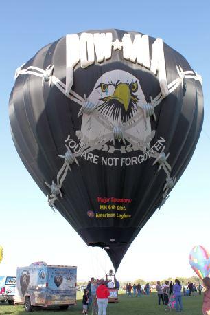POW/MIA balloon