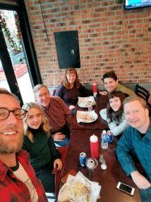 Lunch at Joy Burger Bar