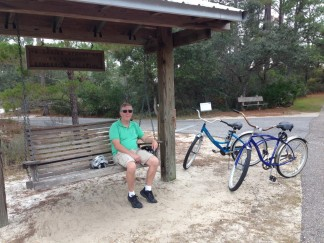 Phil taking a break
