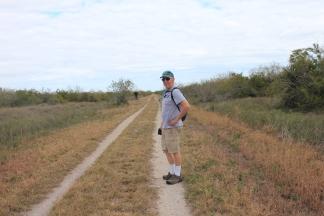 Phil on Gator Pond Trail