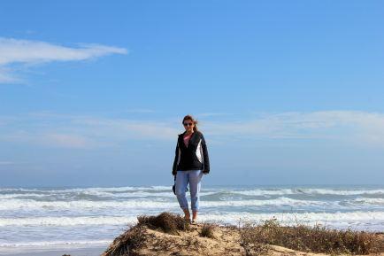 Jan in dunes