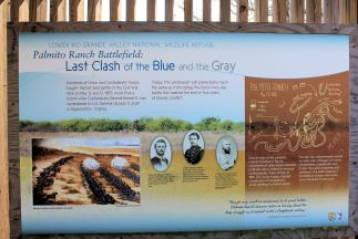 Palmito Ranch Battlefield