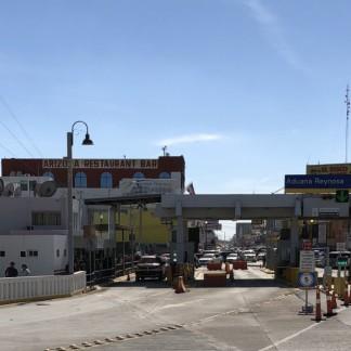 Nuevo Progreso border crossing