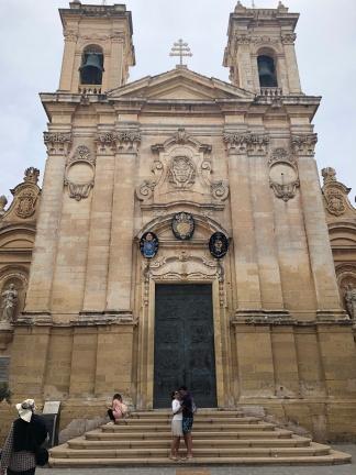 St. George's Basilica in Victoria