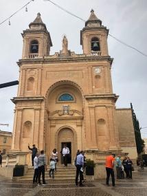 Our Lady of Pompei in Marsaxlokk