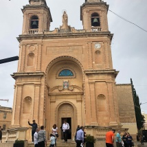 Our Lady of Pompei in Marsaxlokk