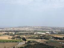 View from Mdina walls