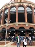 Phil in front of Citi Field
