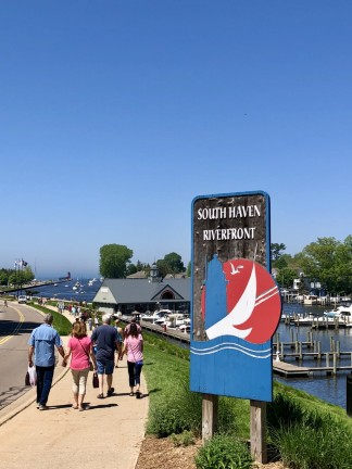 South Haven Riverfront