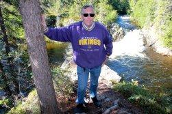 Phil at Rancheria Falls