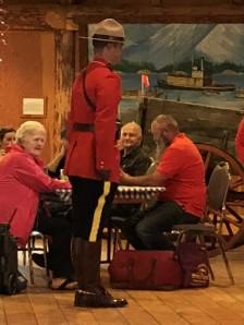 RCMP Mountie
