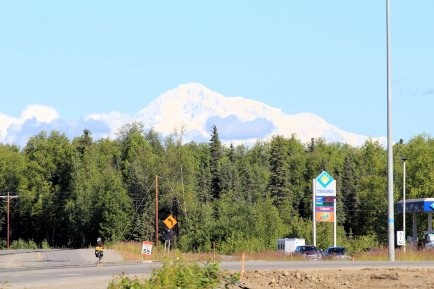 View from Talkeetna Spur