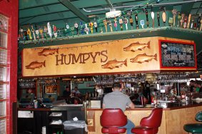 Inside Humpy's