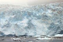 Face of Aialik Glacier