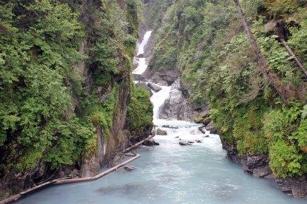 Solomon Gulch Falls