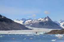 Columboa Glacier from a distance