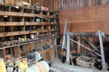 Tool shop for mining comapny