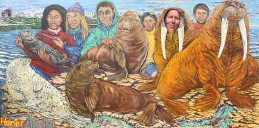 Phil, the walrus